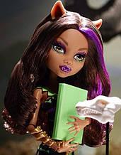 Кукла Monster High Клодин Вульф Clawdeen Чумовая Экскурсия Монстер Хай Школа монстров