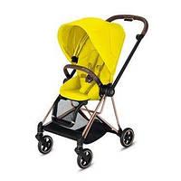 Прогулянкова коляска Cybex Mios (Black) Mustard Yellow