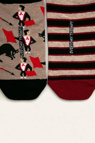 Носки мужские узорные, фото 2