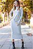 Женский ангоровый костюм, фото 2