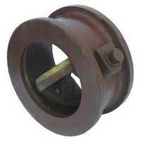Клапан обратный поворотный 19ч21бр ДУ 150