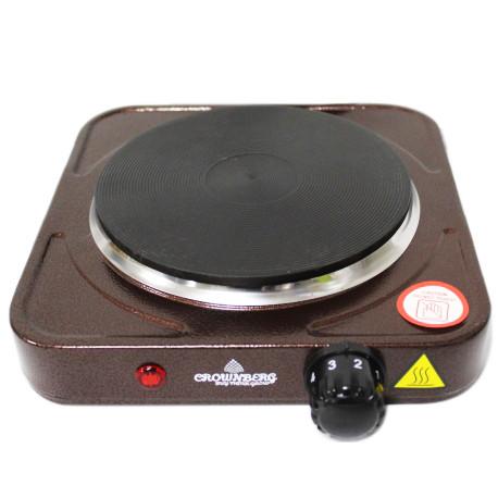 Настольная электроплита Crownberg Hot Plate CB 3743, 1000 Вт.