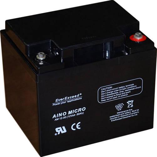 Аккумулятор EverExceed AM 12-50