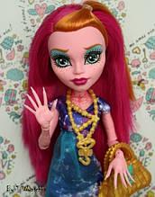 Кукла Monster High Джиджи Грант (Gigi Grant) Чумовая Экскурсия Монстер Хай Школа монстров
