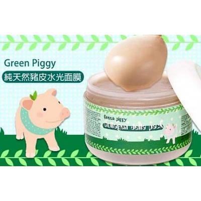 Омолаживающая маска с коллагеном ELIZAVECCA GREEN PIGGY COLLAGEN, 100ml