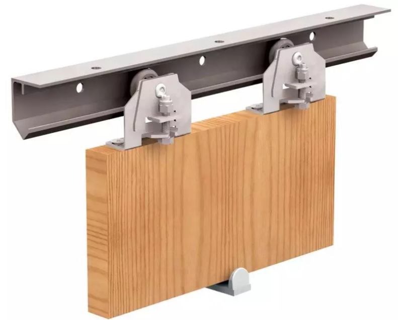 Valcomp JUPITER Комплект розсувний фурнітури для дверей шириною до 900 мм і вагою до 30 кг