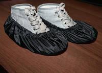 Чехлы на ноги от грязи бахилы многоразовые защита от грязных детских ног в автокресло в коляску от 28р до 37р, фото 1