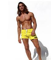 Короткие мужские спортивные шорты AQUX - №4331