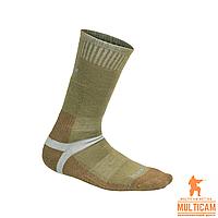 Термоноски Helikon-Tex® Merino Socks - Olive Green/Coyote, фото 1