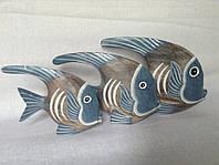 "Статуэтка ""Рыба синяя"", 21 см"