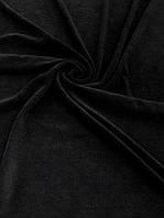 Велюр стрейч цвет серый ( ш. 150 см)для пошива одежды,украшения ,пошива штор,юбок, платьев,хорошего качества,