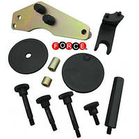 Набор съемников уплотнительной крышки для вакуумного насоса BMW (N53, N54, N55) (FORCE 911G11)
