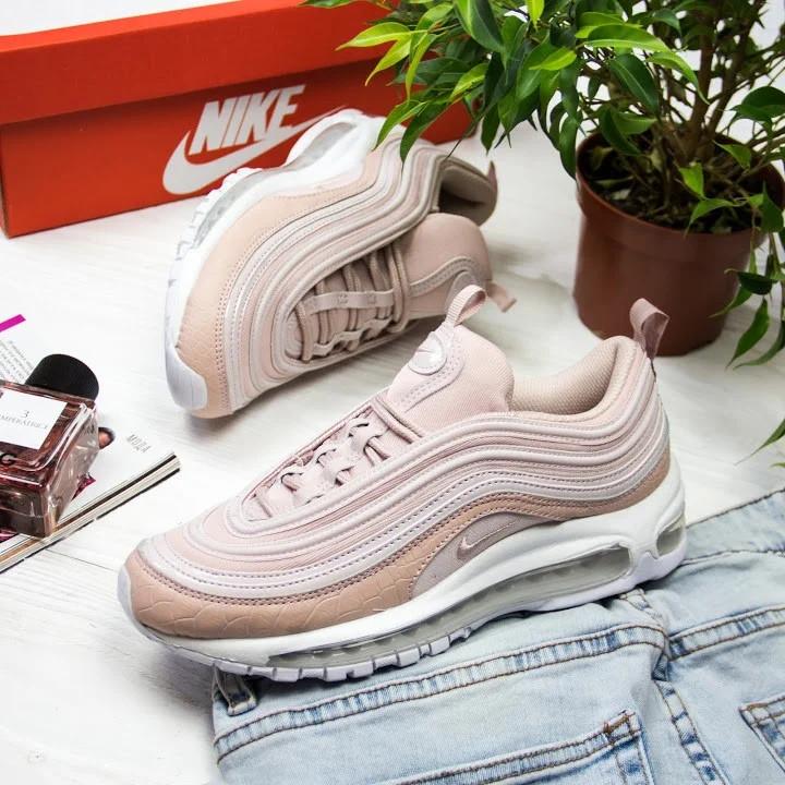 Женские кроссовки в стиле Nike Air Max 97