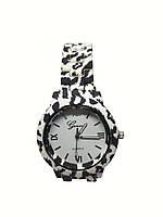 Женские часы  Geneva Wild LВ308 на браслете под керамику.