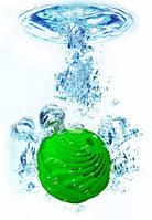 Шар для стирки для бережной стирки Clean Ballz Зеленый!Топ Продаж