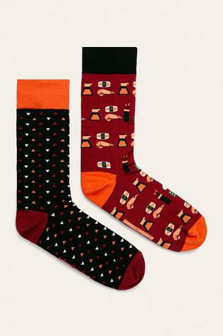 Шкарпетки чоловічі візерункові, фото 2