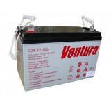 Аккумулятор гелевый 12v 100 А Ventura