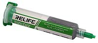 Паяльна паста RELIFE RL-403 Sn63/Pb67 10г безвідмивна, фото 1