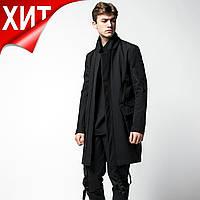 Плащ пальто из Softshell бренд ТУР модель Yakuza (Якудза) размер XS, S, M, L, XL, XXL