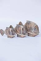 """Рыба """"Волна бежевая"""", 15 см"""