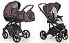 Детская коляска 2 в 1 Roan Bass Soft Ecco Lavender Night