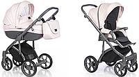 Детская коляска 2 в 1 Roan Bass Soft Ecco Romantic Pink