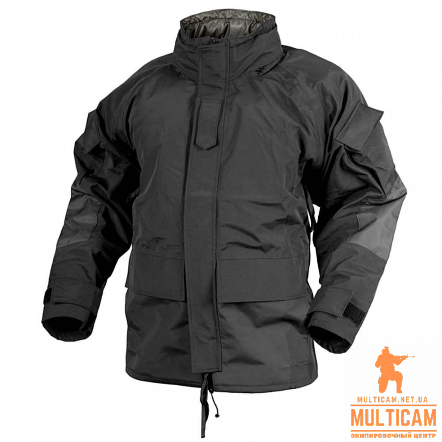Куртка дождевик Helikon-Tex® ECWCS Parka Gen II - H2O Proof - Black