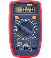 Мультиметр универсальный цифровой DT33С