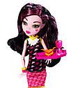 Кукла Monster High Дракулаура (Draculaura)  Крипатерия Монстер Хай Школа монстров, фото 7