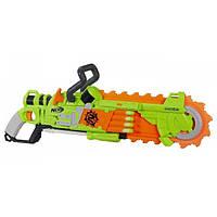 Бластер NERF Zombie Strike Brainsaw Зеленый hubESwe12424