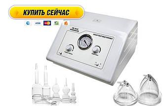 Аппарат для вакуумного массажа мод. 818 А (расширенная комплектация). ВИДЕО