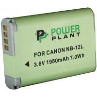 Аккумулятор PowerPlant Canon NB-12L (DV00DV1404)
