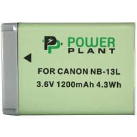 Аккумулятор PowerPlant Canon NB-13L (DV00DV1403)
