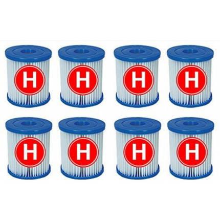 Сменный фильтр картридж H Intex 29007, фото 2