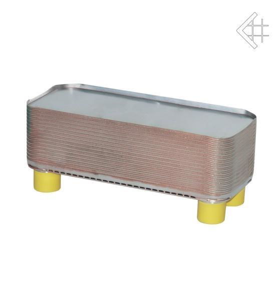 Теплообменник пластинчатый, 20 плит