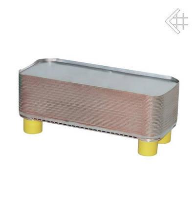 Теплообменник пластинчатый, 10 плит, фото 2