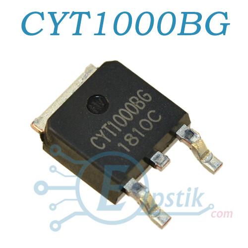 CYT1000B, стабилизатор тока, 60мА, TO252
