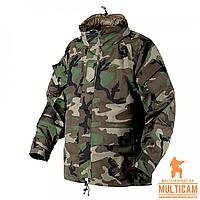 Куртка дождевик Helikon-Tex® ECWCS Parka Gen II - H2O Proof - US Woodland, фото 1