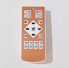 Пульт д/у 4-zone 2.4g remote для 2pin-3pin светодиодов и контроллера RGB