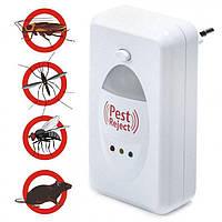 Отпугиватель насекомых электромагнитный Pest Reject.