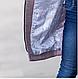 Парка для девочки кашемир + плащевка «Лиди», размеры на рост 128 - 146, фото 5