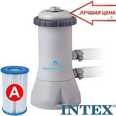 Фильтрующий насос Intex 28604 2006 л/час.