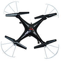 Квадрокоптер Syma X5SW с камерой WiFi (черный) 296666