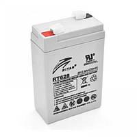 Аккумулятор 6В 2,8Ач RT628 Ritar