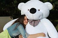 Огромный плюшевый мишка Нестор 220 см.Мягкая игрушка.игрушка медведь.мягкие игрушки украина Белый