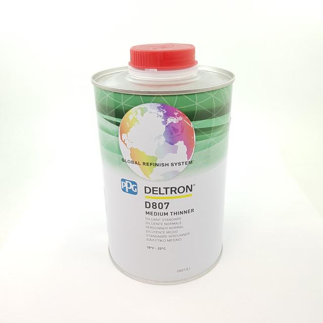 Растворитель акриловый PPG Deltron D807 Medium Thinner 1л