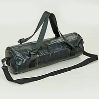 Водонепроницаемая сумка с плечевым ремнем 10л TY-0379-10 (PVC,цвета в ассортименте )
