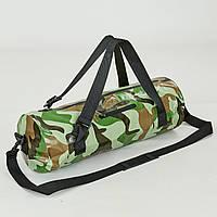 Водонепроницаемая сумка с плечевым ремнем 15л TY-0380-15 (PVC,цвета в ассортименте )