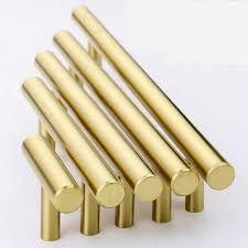 Латунні ручки власного виробництва