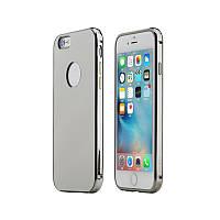 Чехол Rock Infinite Series (Mirror) для Apple iPhone 6/6s Grey